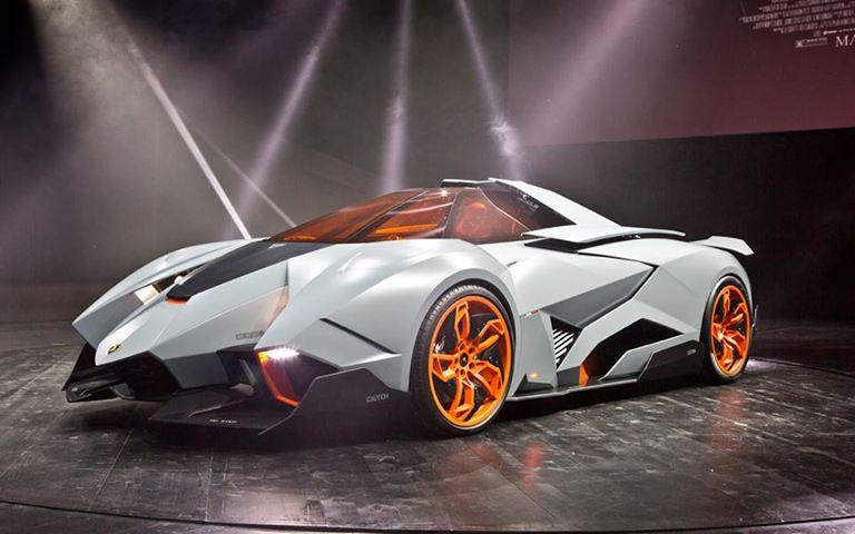 Lamborghini Egoista U2013 The Most Awesome Thing That Happened To Lamborghini  Since Its Inception