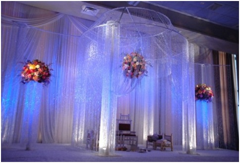 BEADED CURTAINS ACRYLIC CURTAINS STONE CURTAINS