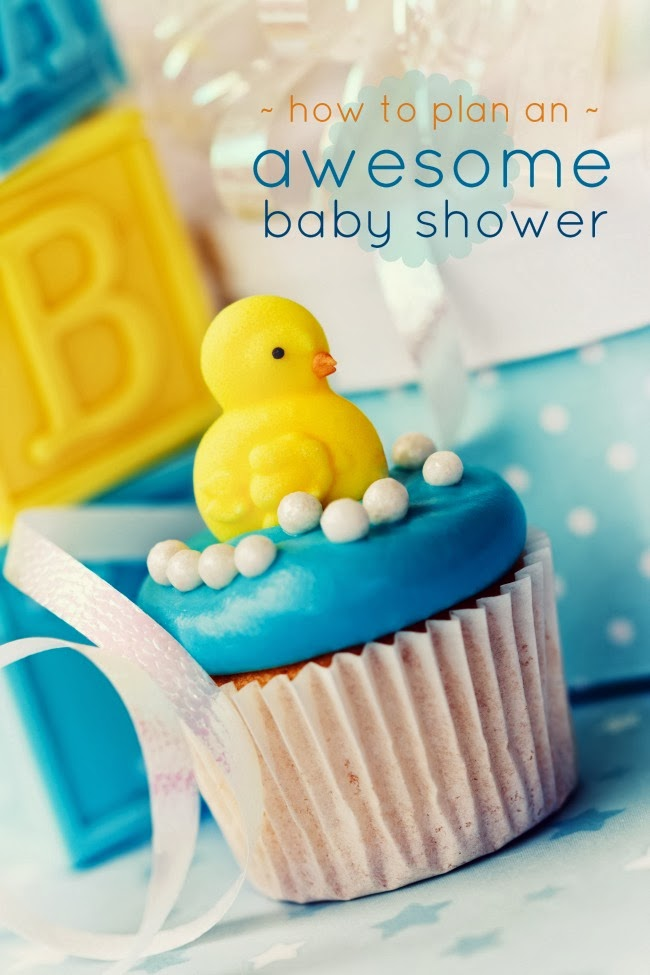 miss party mom how to plan an awesome baby shower