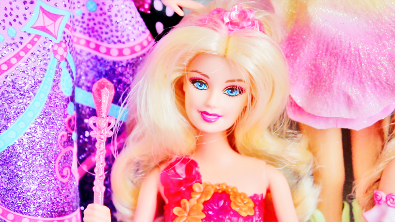 Barbie movie doll collection