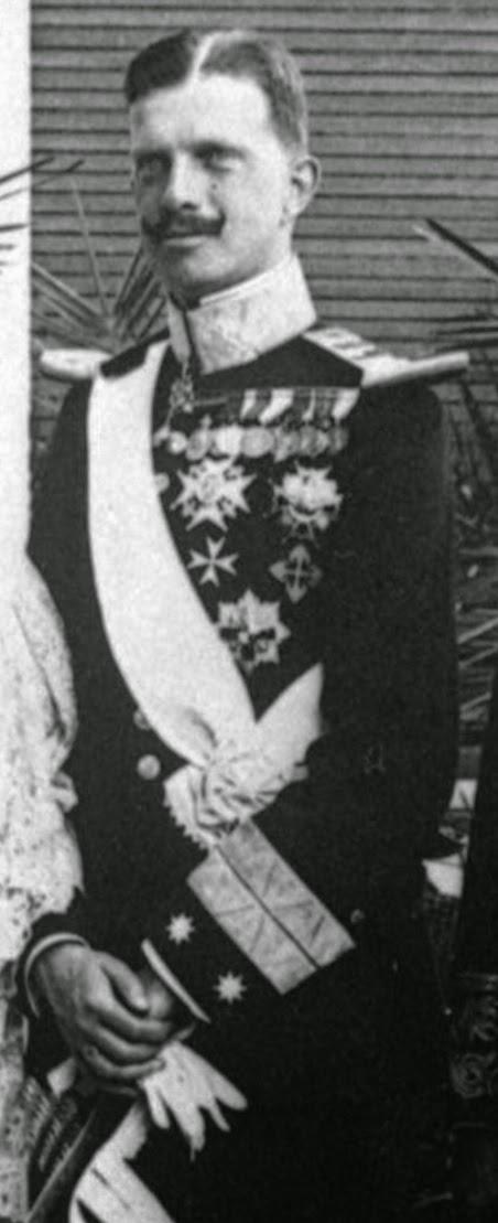 Infante de España, S.A.R don Fernando, Príncipe de Baviera