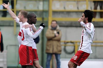 Bologna 2 - 2 AC Milan (1)