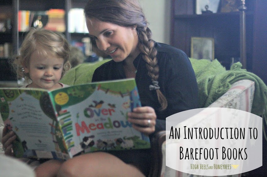 Barefoot Books & Me