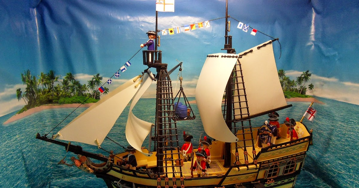 Hms Victory Amp Lord Nelson Emma J S Playmobil