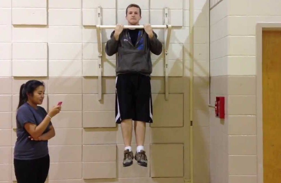 Flexed Arm Hang Test