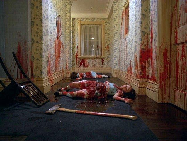 Rhianna slack ba hons cg arts animation film review for Horror movie bathroom scene