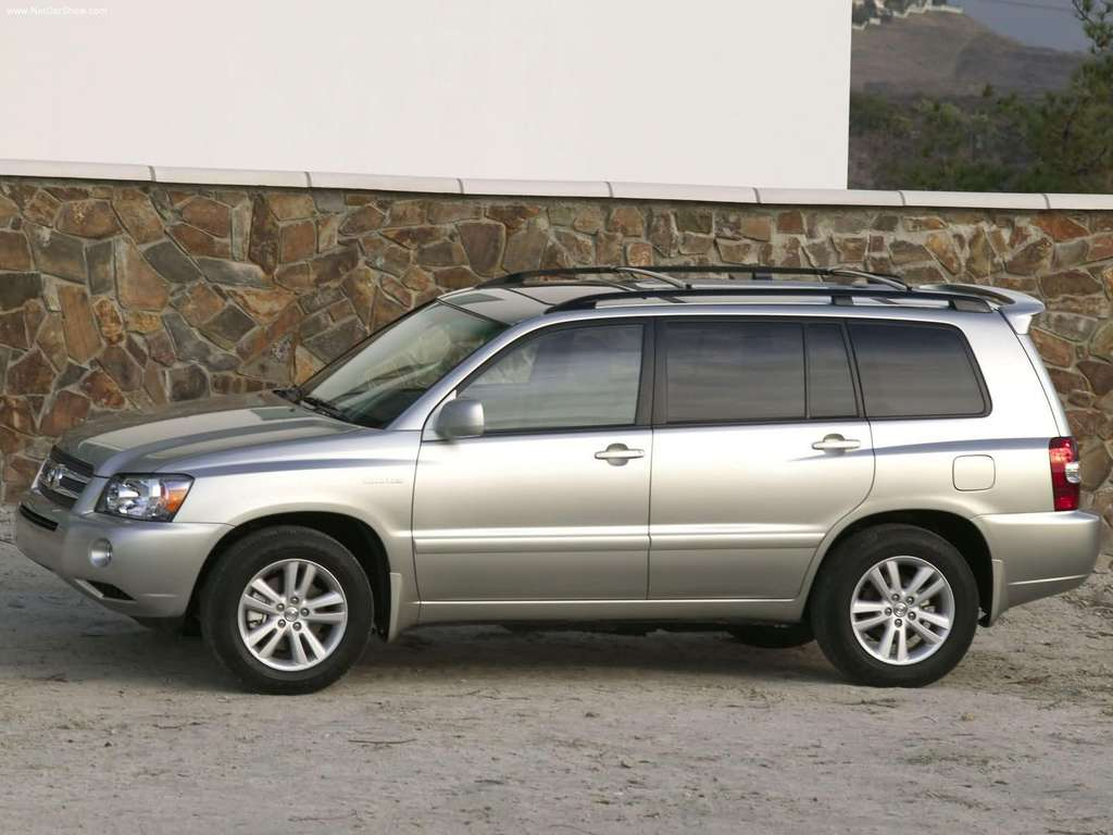 toyota highlander pictures its my car club. Black Bedroom Furniture Sets. Home Design Ideas