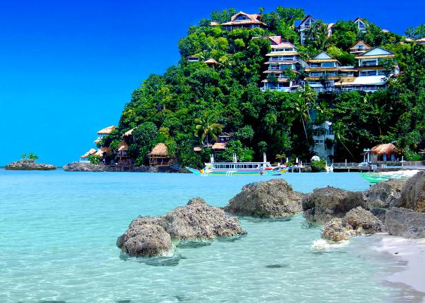 Philippines Beach resorts