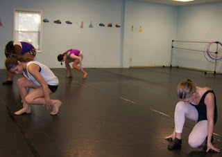 charlotte contemporary dance classes