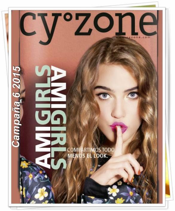 Cyzone Campaña 6 2015