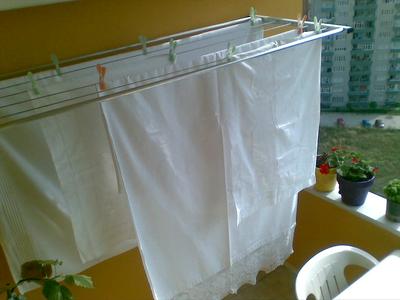 Balkon Çamaşırlığı (Sabit Montaj)