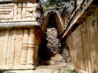 Palacio Labna Yucatan Sitio Arqueologico