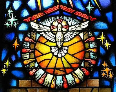 Vitral (detalhe) da Igreja de Nossa Senhora das Vitórias (Nova Jersey, EUA)