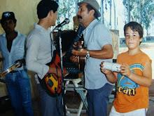 Fernando Milcores, de Itararé, Grupo Sereno