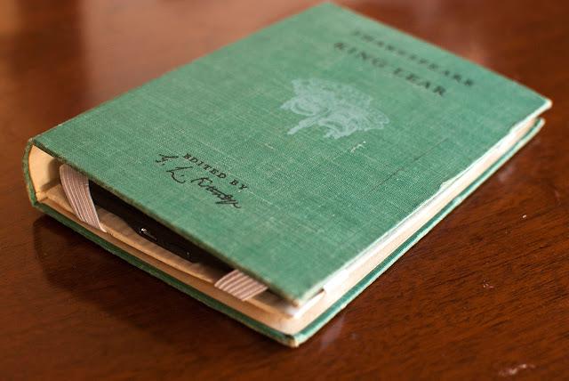 Diy Book Cover For Tablet : Strawberry roan hour diy vintage book e reader case