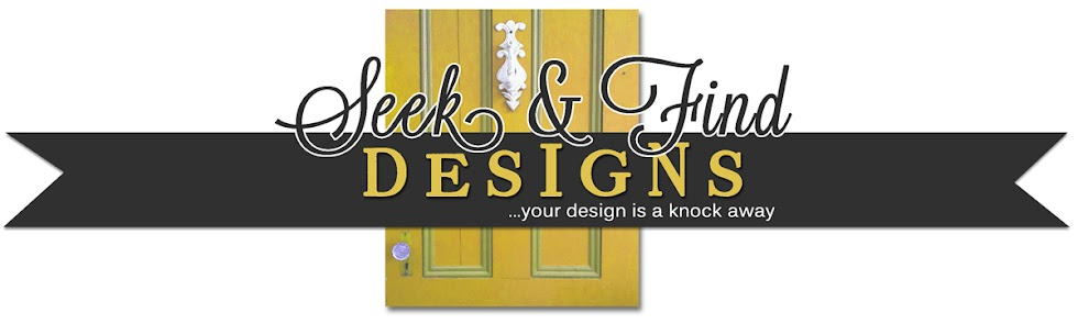 Seek & Find Designs
