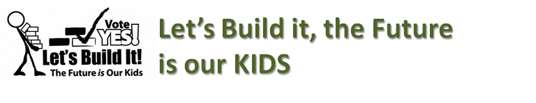 Lets Build It! The Future Is Our KIDS!