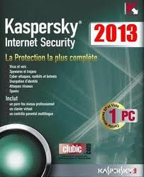 Kaspersky Anti-Virus 2013 -13.0.0.3011 Activado Espa�ol Full