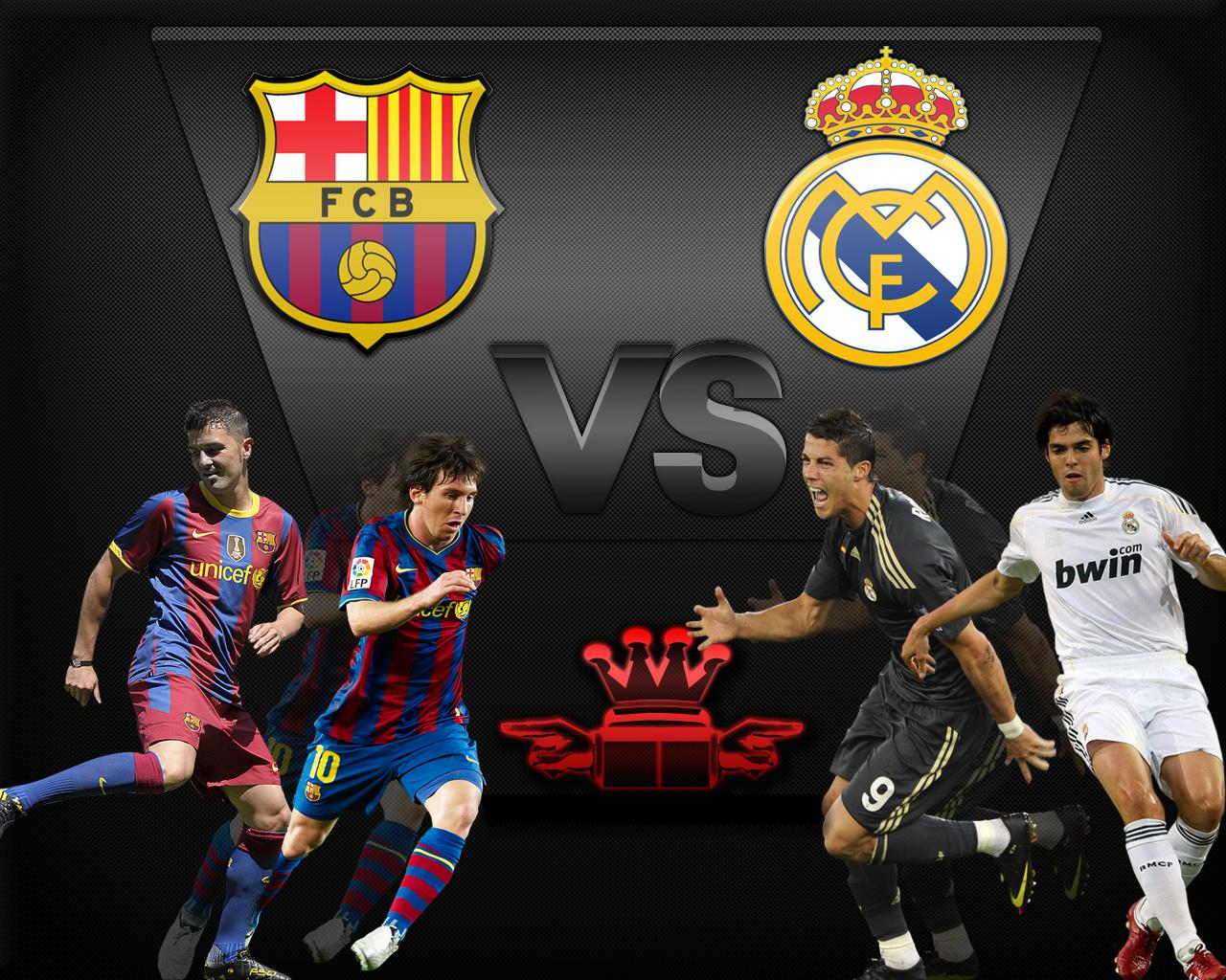 Soccer Real Madrid vs
