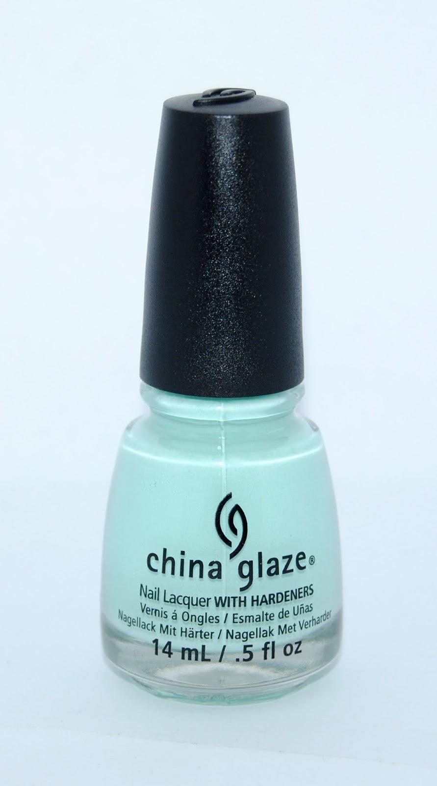 China Glaze At vase value