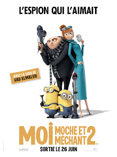Gru is recruited by the Anti-Villain League to help deal with a