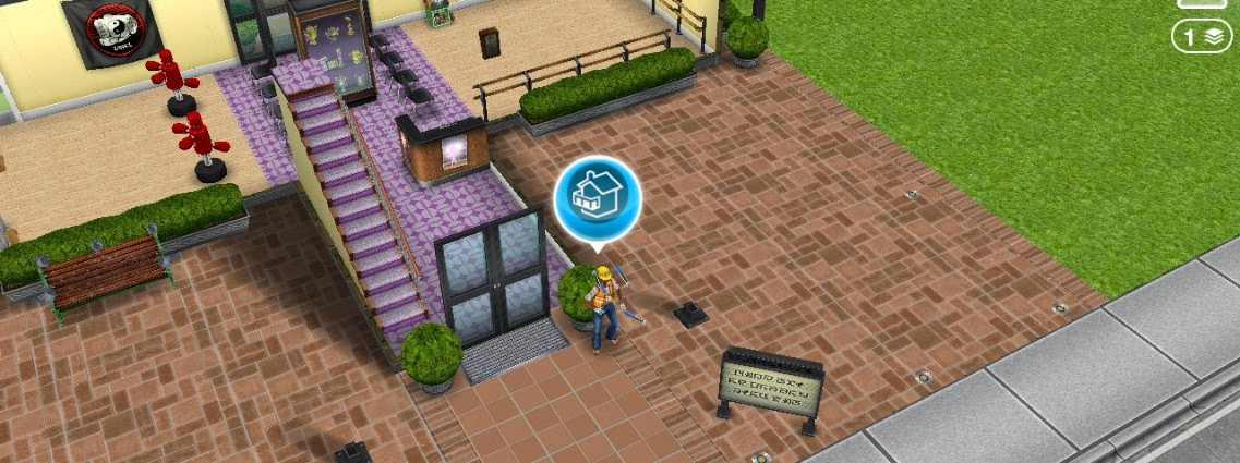 To start this quest you have to complete the Patio quest first. Once you have completed it go to community center and meet Bree again to begin the quest. & Plumbob News: May 2015