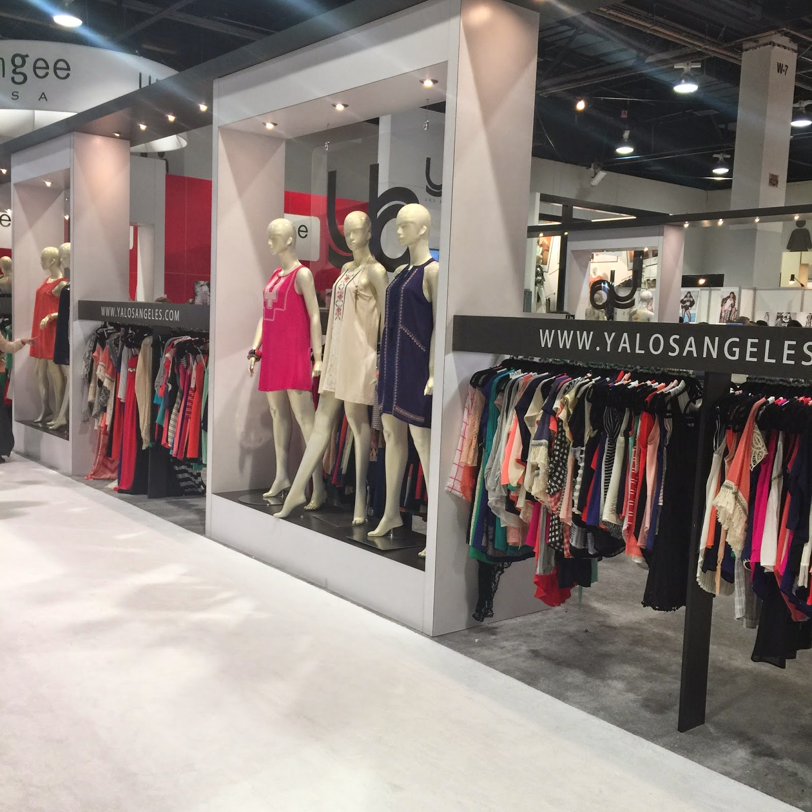 What is a fashion trade show 36