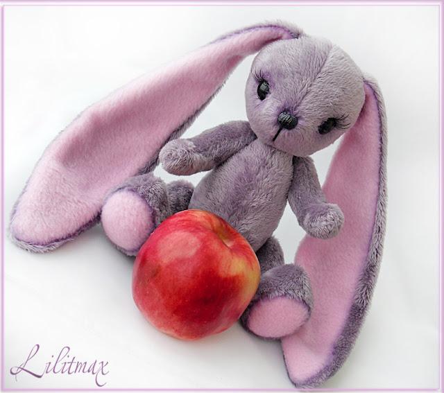 Фиолетовый заяц