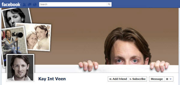 Inspirational facebook profile header ideas headers for Design ideas facebook