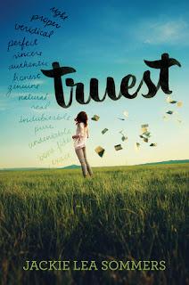 Truest book cover