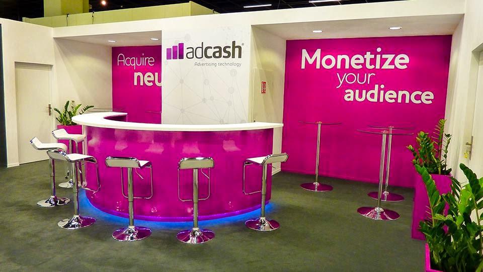 كسب المال من موقعك من خلال adcash®