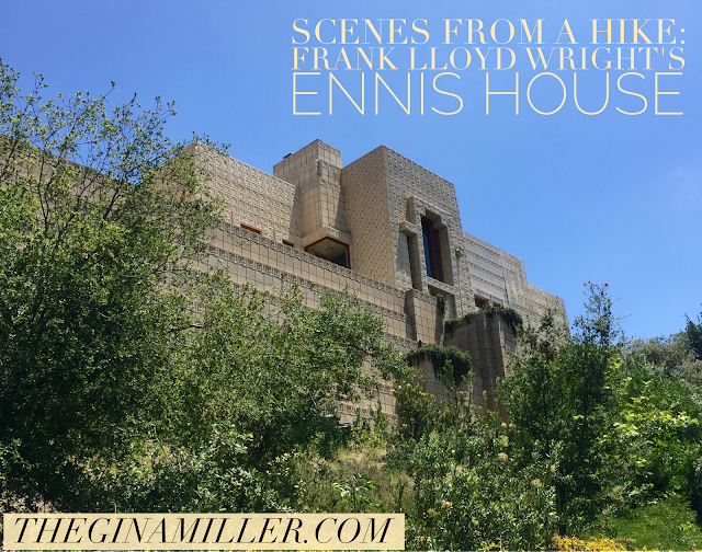 Frank Lloyd Wright, Ennis House, Frank Lloyd Wright Homes Los Angeles