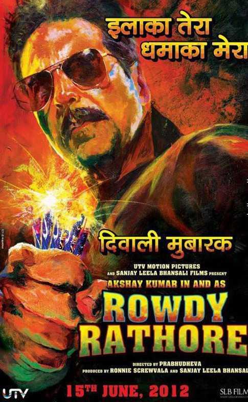 Rowdy Rathore 2012  IMDb