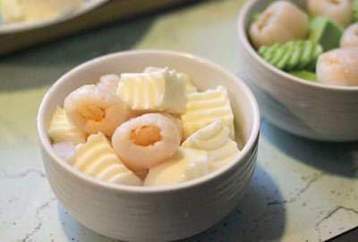 Vietnamese Food - Chè Khúc Bạch