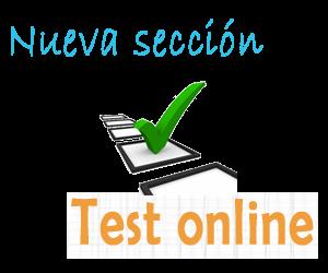 Test online oposiciones
