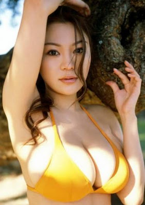 hot asian model