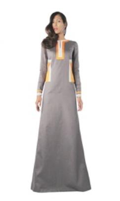 Koleksi Design Baju Raya Eid 2013 High Fashion Designer Syomir Izwa.