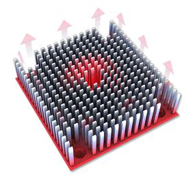 Охлаждение графический процессор