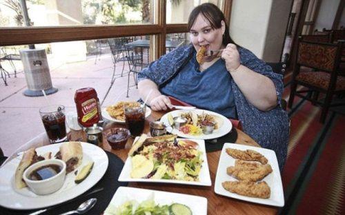 Mujer más gorda del mundo