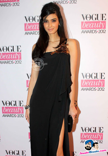 Diana Penty vogue awards