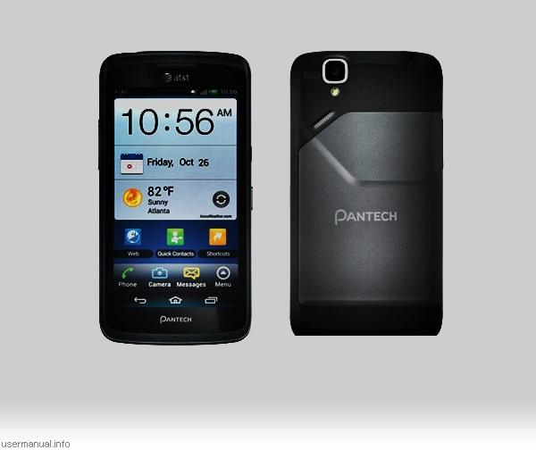 AT&T Pantech Phones User Guide