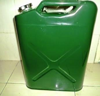 Petrol spare tank 20 liter