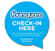KAZA is now on Foursquare