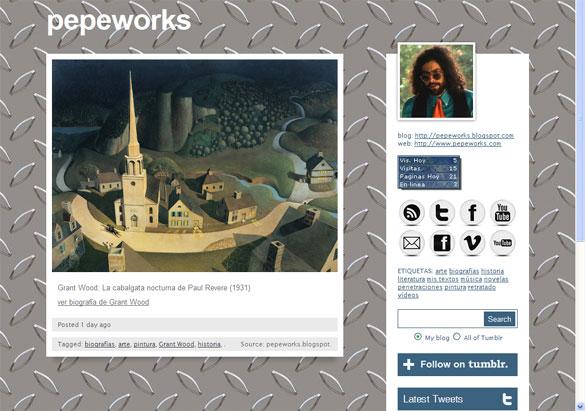 estrenamos tumblr: pepeworks en tumblr