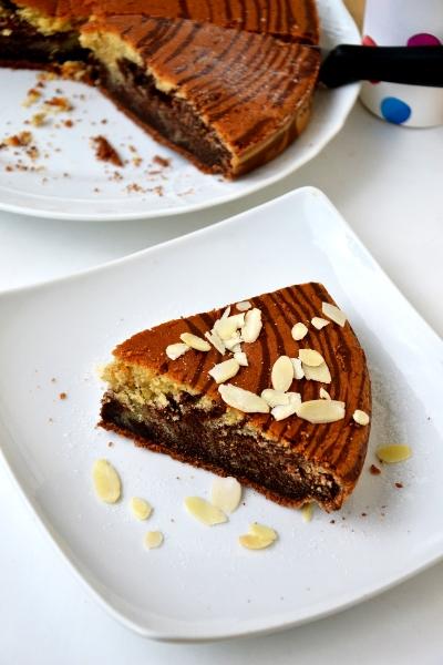 torta al cacao efecola di patate