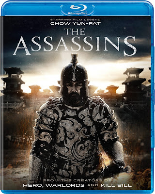 Filme Poster The Assassins BDRip XviD &amp; RMVB Legendado