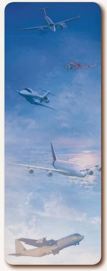 Самолеты в полете
