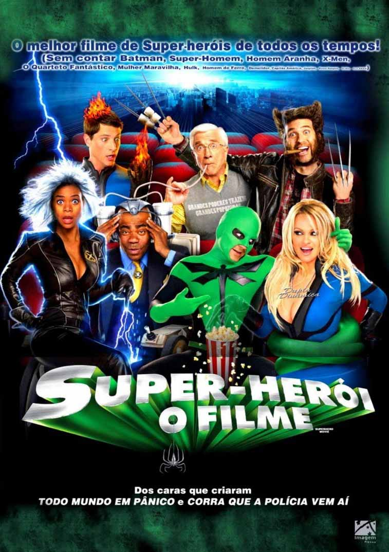 Super-Herói: O Filme Torrent - BluRay 720p Dual Áudio