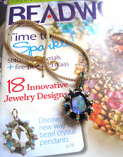 August Sept. Beadwork Magazine