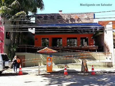 Pereira Restaurante: Fachada da unidade do Itaigara